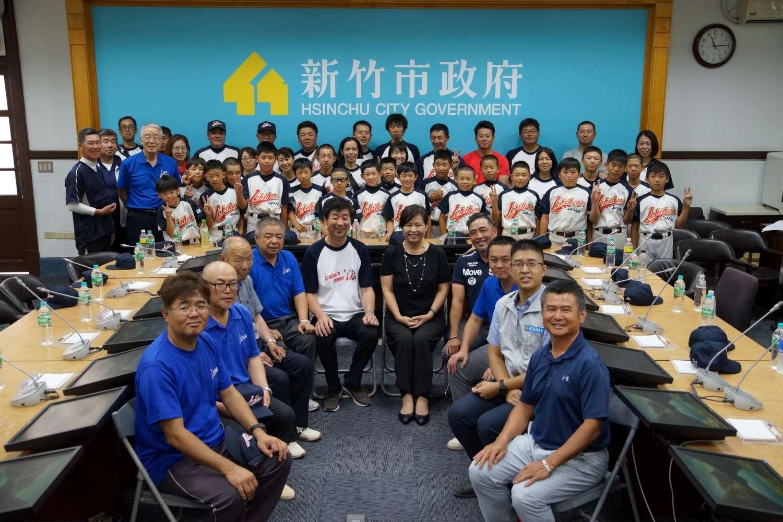 2019年新竹市第28屆台日國際親善少年棒球錦標賽 提升竹市少棒風氣