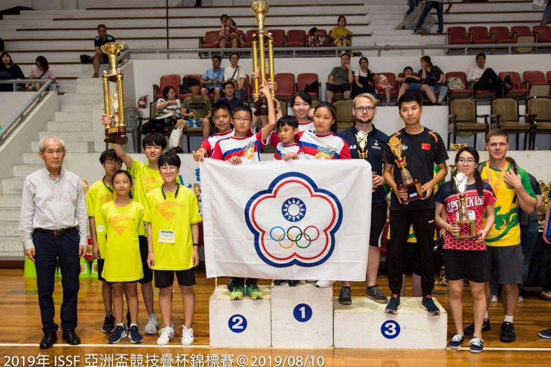 2019年ISSF亞洲競技疊杯錦標賽 竹市選手7金7銀5銅成績亮眼
