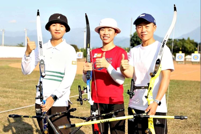 東京奧運要你看見新竹之光!射箭女王譚雅婷三度射進奧運 新竹市民全力相挺再戰金牌