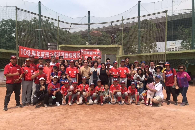 東園國小奪全國軟式棒球聯賽亞軍 創隊史最佳為竹市再創體育佳績活動照片i