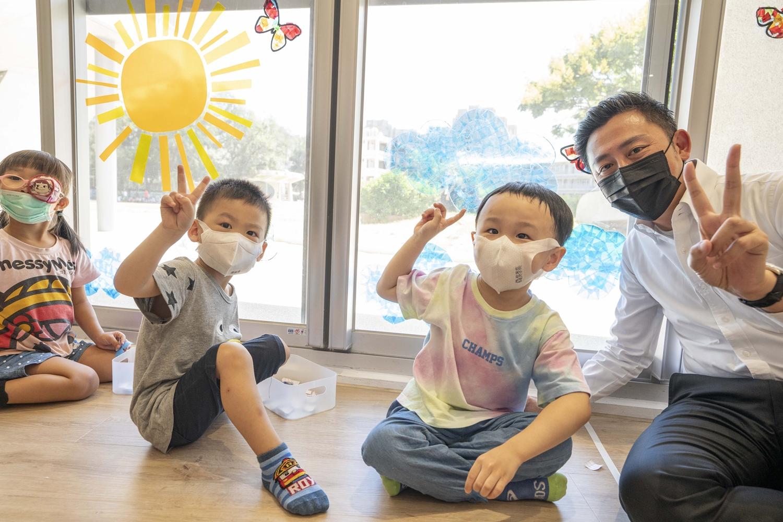 最親民華德福幼兒園明起招生 竹市再增120個非營利幼兒園名額活動照片i
